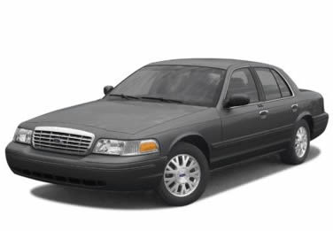 Ford Crown Victoria Service Repair Manual 2003-2004