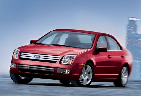 Ford Fusion Service Repair Manual 2006-2009