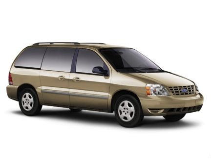 Ford Freestar Service Repair Manual 2005-2007