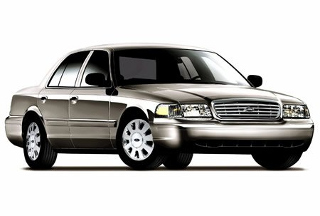 Ford Crown Victoria Service Repair Manual 2005-2007