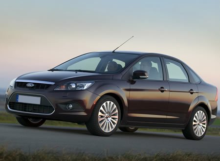 Ford Focus Service Repair Manual 2008-2009