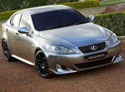 Lexus IS250 FSM