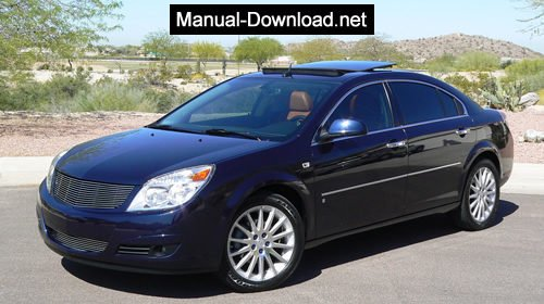 saturn aura 2007 2009 service repair manual download. Black Bedroom Furniture Sets. Home Design Ideas